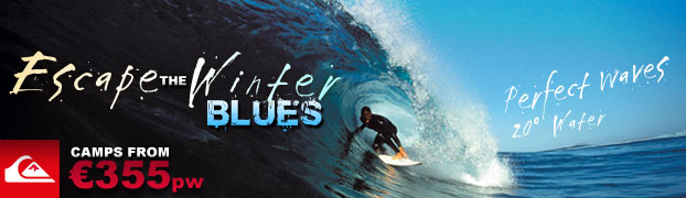 Quiksilver Surfschool Fuerteventura - Winter Specials