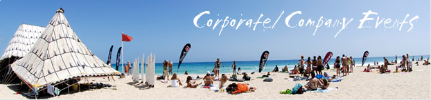 Corporate / Company Events
